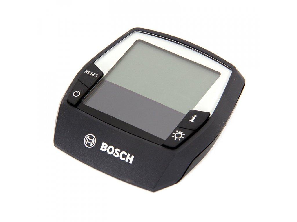 Displej ovládací Intuvia Anthracite černá k systému Bosch
