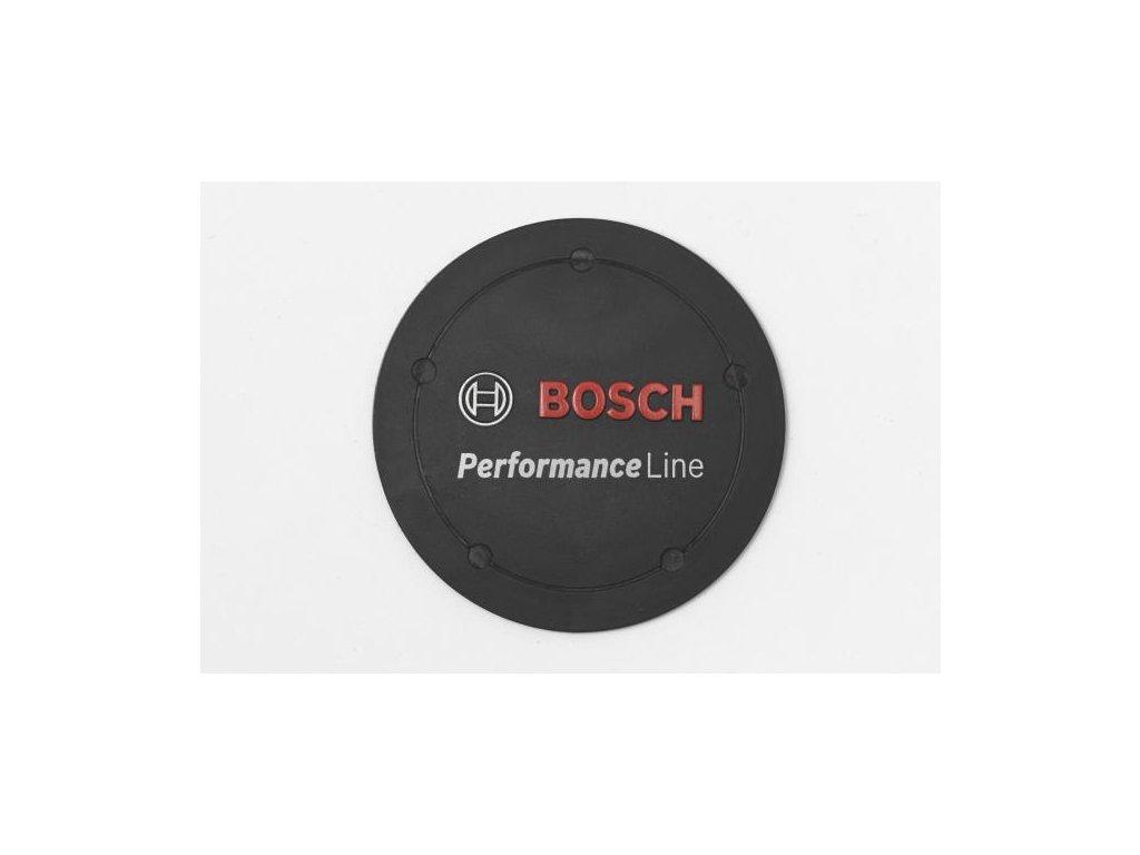 Krytka logo motoru Bosch Performance