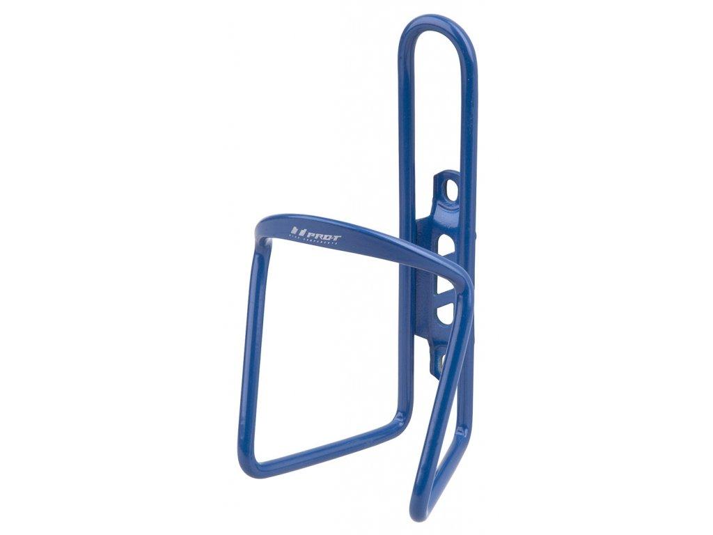 Košík na lahev celoduralový - modrá