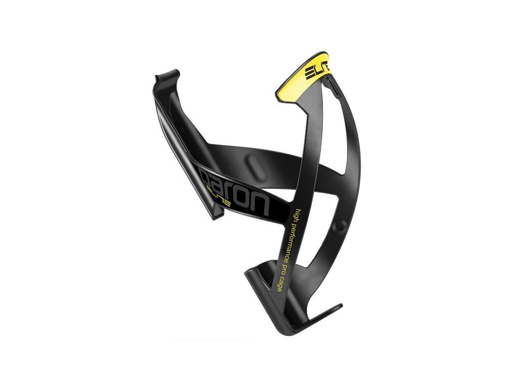 Košík ELITE Paron Race černo-žlutý