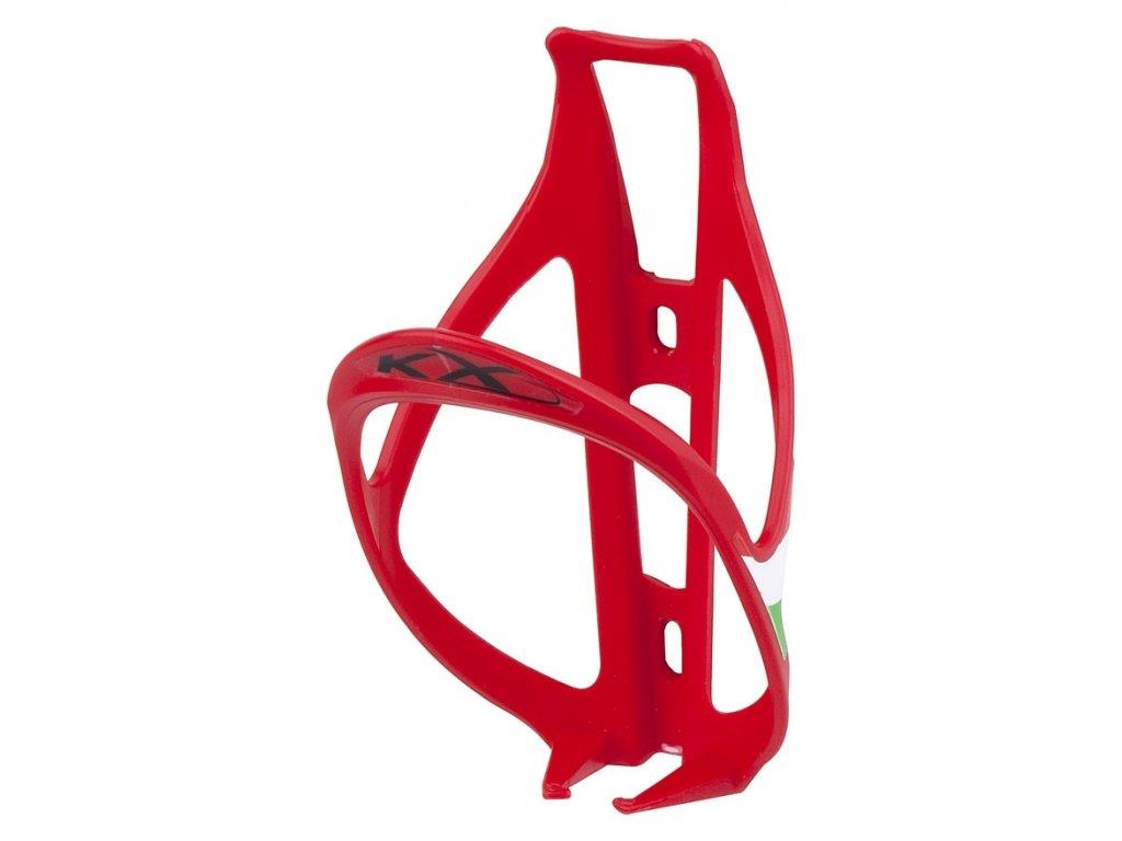 Košík X.One plast červený