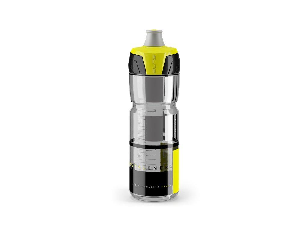 Láhev ELITE Crystal Ombra 0,75l - čirá - žlutá